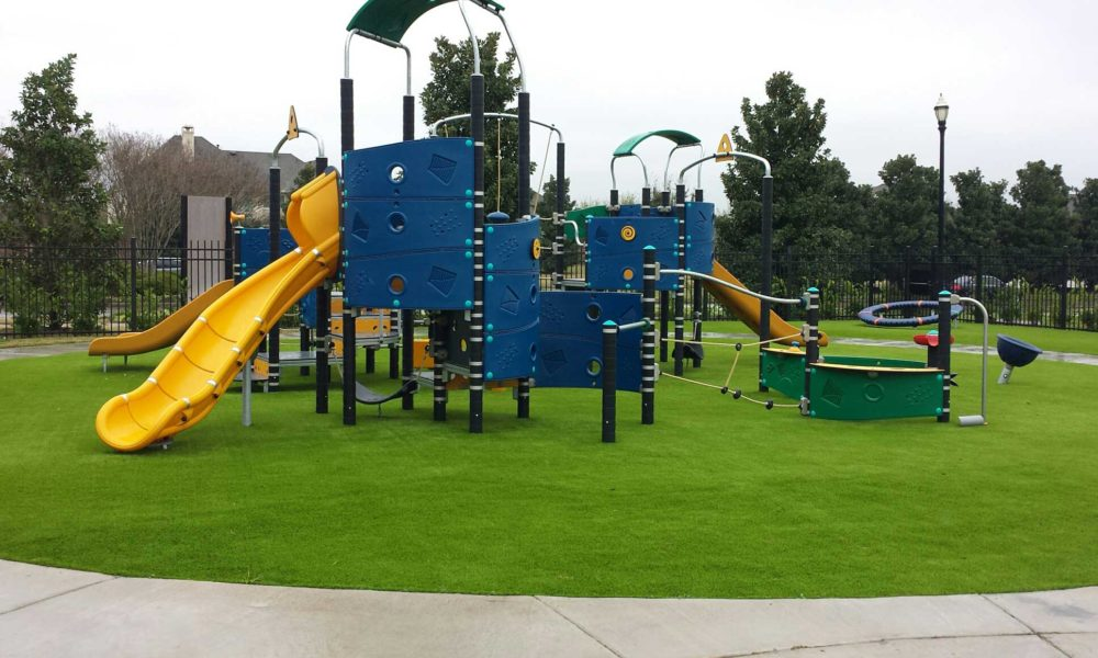 houston-artificial-grass-playground
